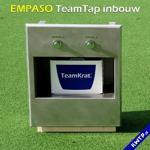 EMPASO EUROPE - TeamTap inbouw