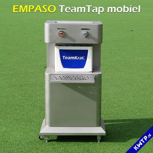EMPASO EUROPE - TeamTap mobiel
