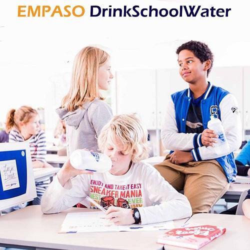 EMPASO DrinkSchoolWater