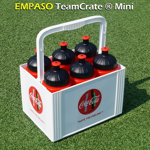 EMPASO Bottle carrier set - 6 bottles