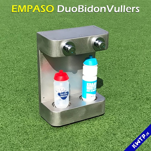 EMPASO EUROPE - DuoBidonVuller