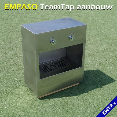 EMPASO EUROPE - TeamTap aanbouw